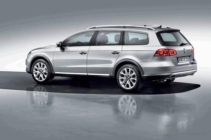 2011 Volkswagen Passat Alltrack 6
