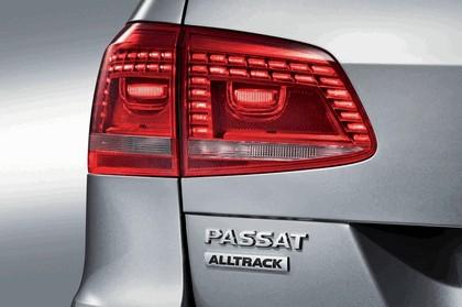2011 Volkswagen Passat Alltrack 8