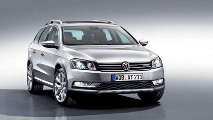 2011 Volkswagen Passat Alltrack 7