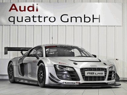 2011 Audi R8 LMS Ultra 1
