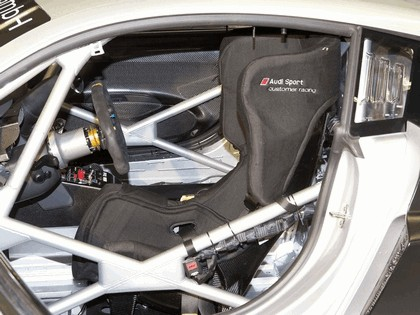 2011 Audi R8 LMS Ultra 3