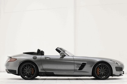 2011 Mercedes-Benz SLS AMG roadster by Brabus 2