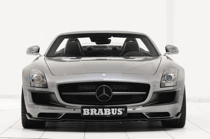 2011 Mercedes-Benz SLS AMG roadster by Brabus 4