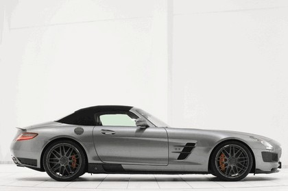2011 Mercedes-Benz SLS AMG roadster by Brabus 5