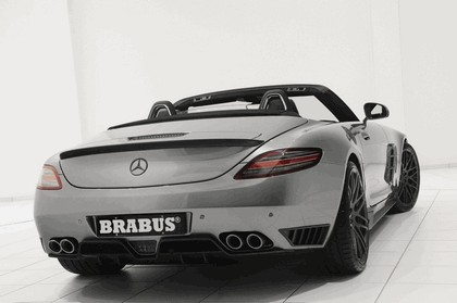 2011 Mercedes-Benz SLS AMG roadster by Brabus 11
