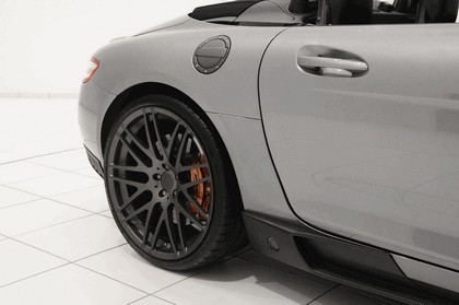 2011 Mercedes-Benz SLS AMG roadster by Brabus 13