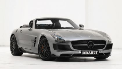 2011 Mercedes-Benz SLS AMG roadster by Brabus 9