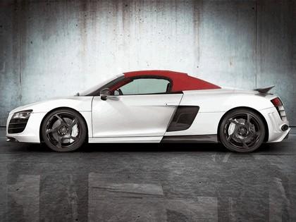 2012 Audi R8 V10 spyder by Mansory 2