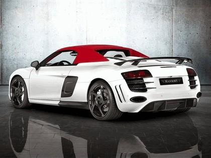2012 Audi R8 V10 spyder by Mansory 3