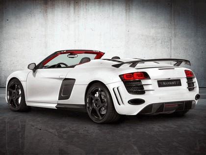 2012 Audi R8 V10 spyder by Mansory 6