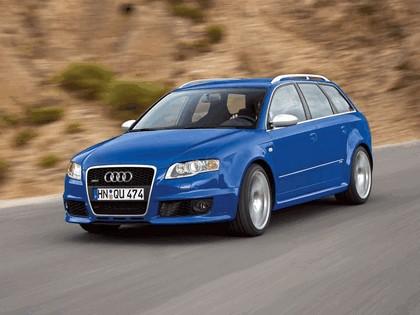 2006 Audi RS4 Avant 8