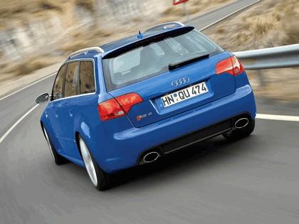 2006 Audi RS4 Avant 9