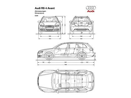 2006 Audi RS4 Avant 21