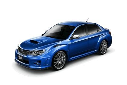 2011 Subaru Impreza WRX STi ( S206 ) 1