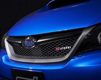 2011 Subaru Impreza WRX STi ( S206 ) 5