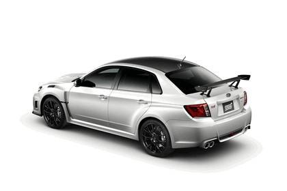2011 Subaru Impreza WRX STi ( S206 ) with Nurburgring Challenge Package 2