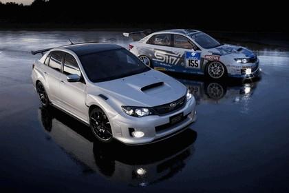 2011 Subaru Impreza WRX STi ( S206 ) with Nurburgring Challenge Package 4
