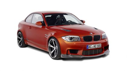 2011 AC Schnitzer ACS1 Sport ( based on BMW 1er M E82 ) 8