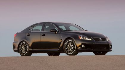 2012 Lexus IS-F 6