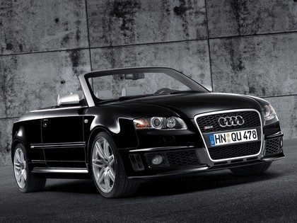 2006 Audi RS4 cabriolet 1