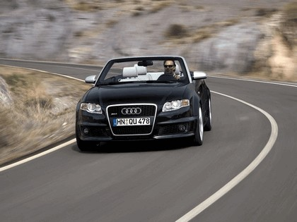 2006 Audi RS4 cabriolet 10