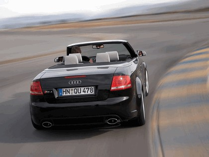 2006 Audi RS4 cabriolet 12