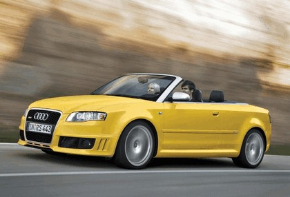 2006 Audi RS4 cabriolet 16