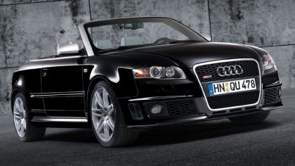 2006 Audi RS4 cabriolet 4