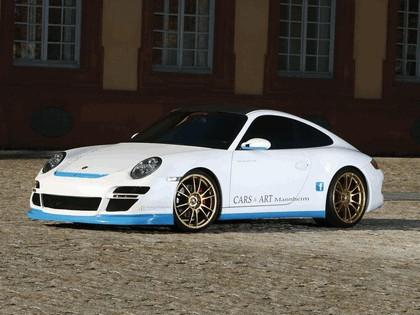 2011 Porsche 911 ( 997 ) Carrera 4S by Cars & Art 2