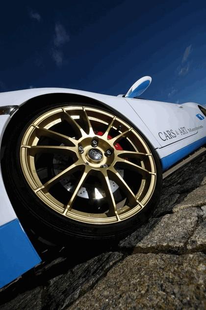 2011 Porsche 911 ( 997 ) Carrera 4S by Cars & Art 5