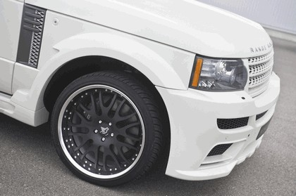 2011 Land Rover Range Rover 5.0i V8 supercharged by Hamann 6