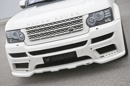 2011 Land Rover Range Rover 5.0i V8 supercharged by Hamann 7