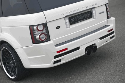 2011 Land Rover Range Rover 5.0i V8 supercharged by Hamann 8