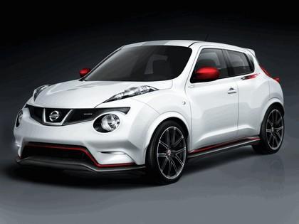 2011 Nissan Juke Nismo concept 1