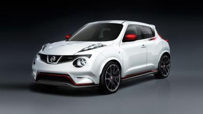 2011 Nissan Juke Nismo concept 6