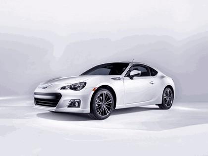 2011 Subaru BRZ 1
