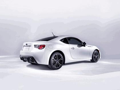 2011 Subaru BRZ 2