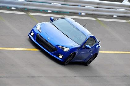 2011 Subaru BRZ 12