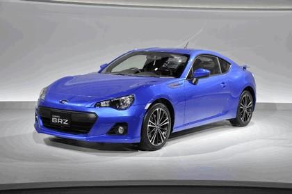 2011 Subaru BRZ 14
