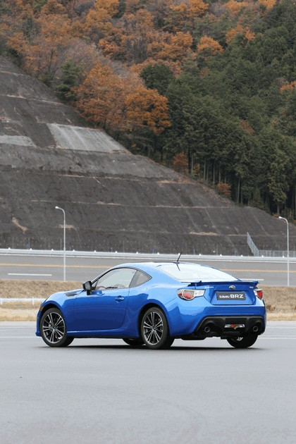 2011 Subaru BRZ 37