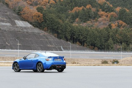 2011 Subaru BRZ 38