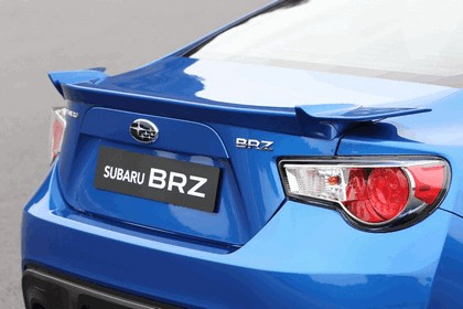 2011 Subaru BRZ 45