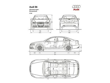2006 Audi S6 13