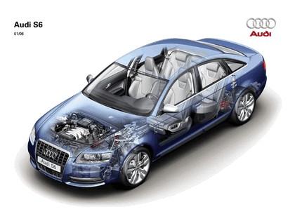 2006 Audi S6 14