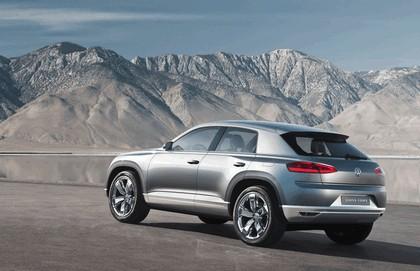 2011 Volkswagen Cross Coupé concept 2