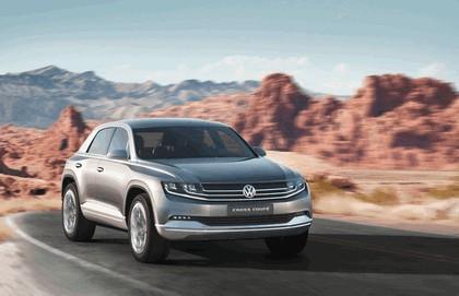 2011 Volkswagen Cross Coupé concept 4