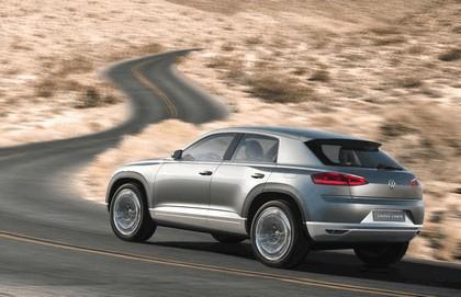 2011 Volkswagen Cross Coupé concept 6