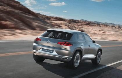 2011 Volkswagen Cross Coupé concept 7