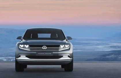2011 Volkswagen Cross Coupé concept 9