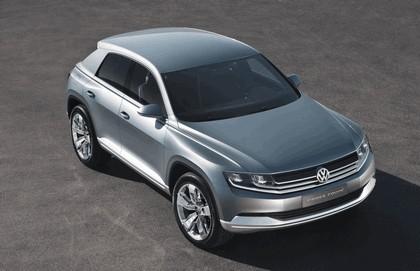 2011 Volkswagen Cross Coupé concept 10